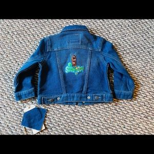 New levis jacket SCOOBY-DOO!!!